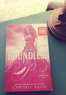 Boundless (Unearthly #3): review