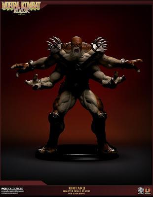 Kintaro tratto da Mortal Kombat della Pop Culture Shock