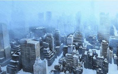 Pada Tahun 2030, Bumi Di Prediksi Akan Membeku