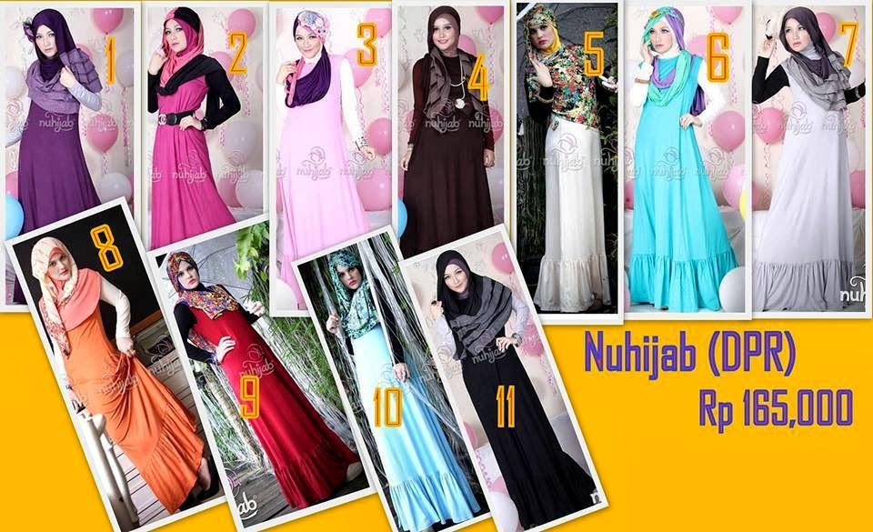 Busana Muslim Online Terbaru Tips Memilih Baju Gamis Gaul