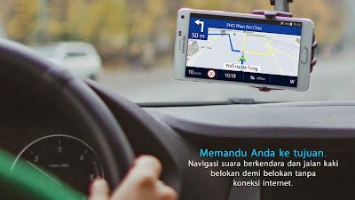 Instal Aplikasi Peta HERE di Semua Android Port .APK final update