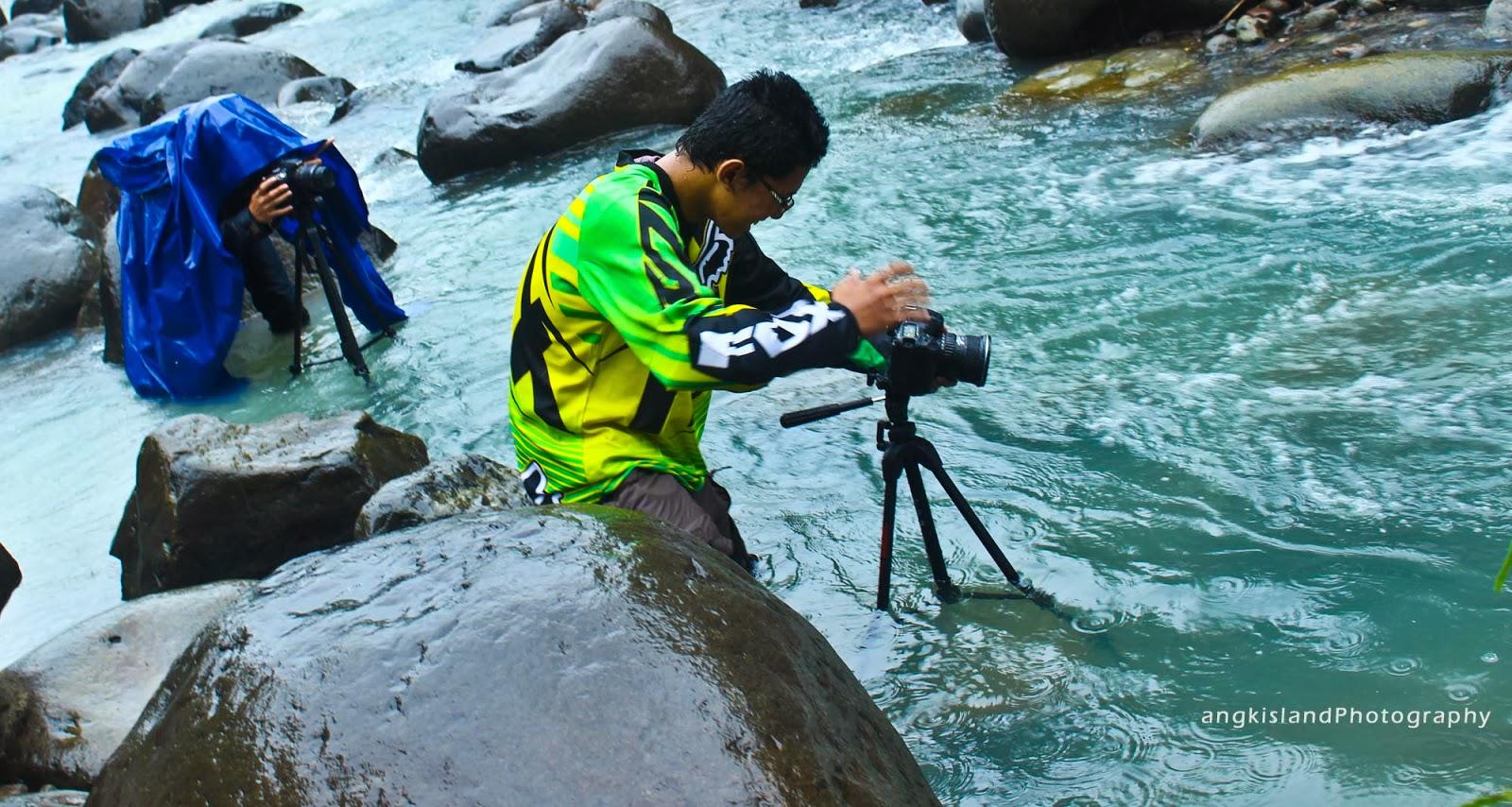 fotografer basah