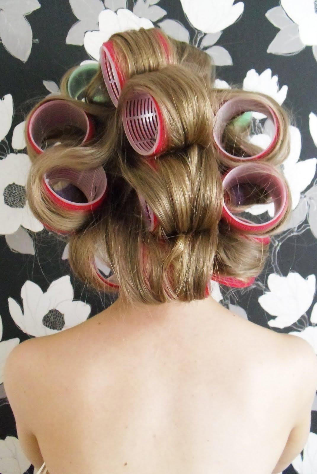 Sallys Hair Rollers 36