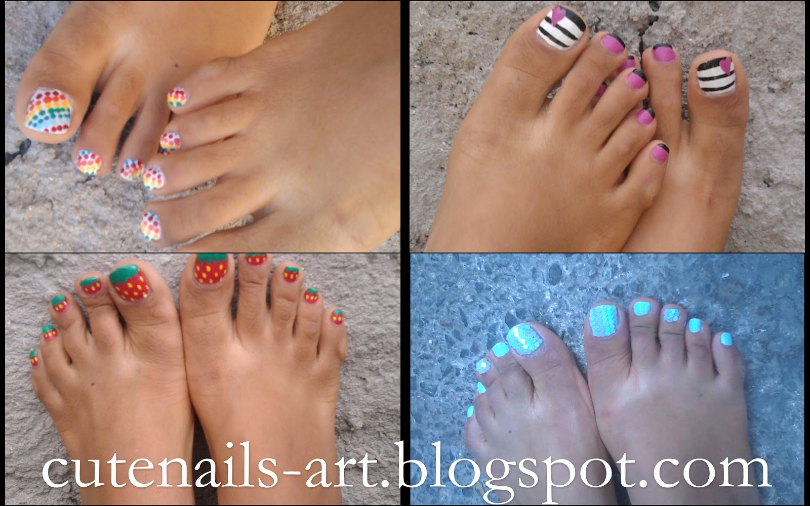 The Astounding Cute simple and easy nail designs Images