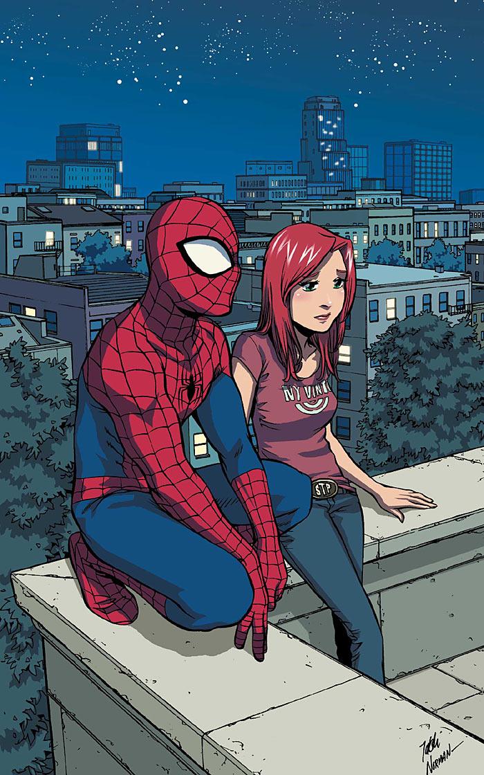 Ultimate Spider Man Pe...