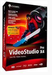 Corel VideoStudio Pro.X4 v 14.1.0.107 Multilingual + keygen-COR