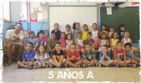 5 AÑOS A