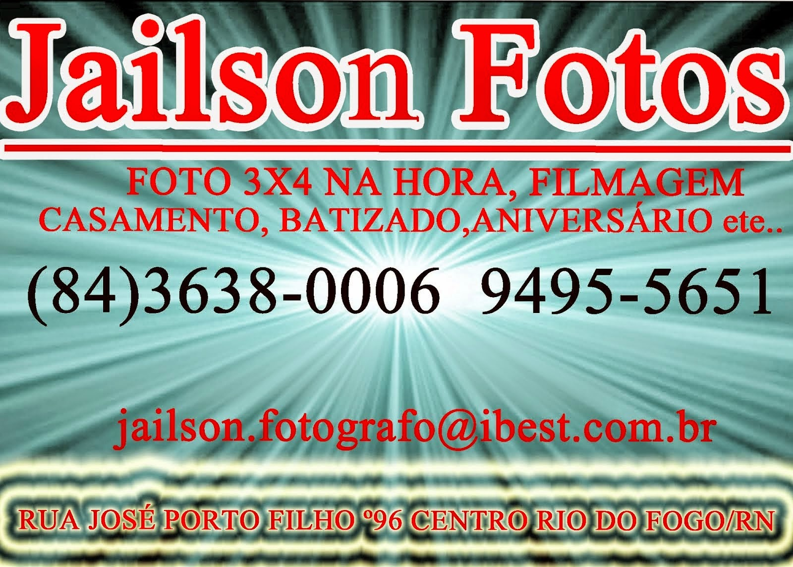 Jailson Fotógrafo