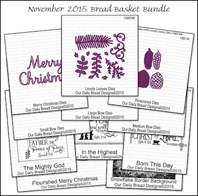 Our Daily Bread Designs November 2015 Bread Basket Bundle