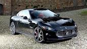 #9 Maserati Wallpaper
