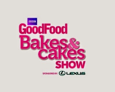 BBC Bakes & Cakes Show 25-27th October 2014