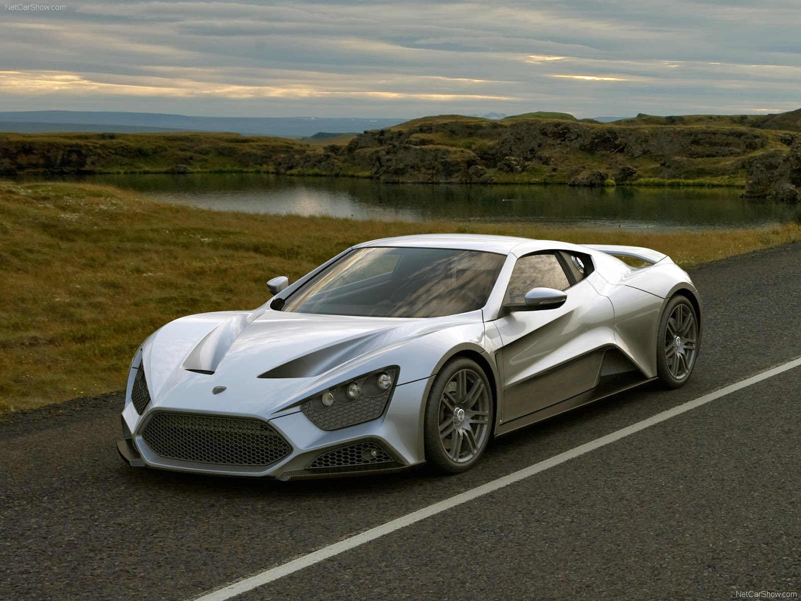 Zenvo St1 In The List Of World S Expensive Car New Car