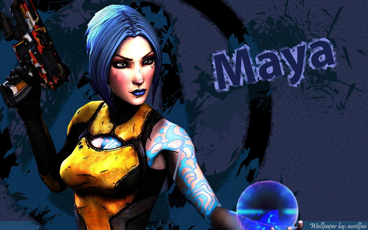 Borderlands 2 Maya Related Keywords - Borderlands 2 Maya ...