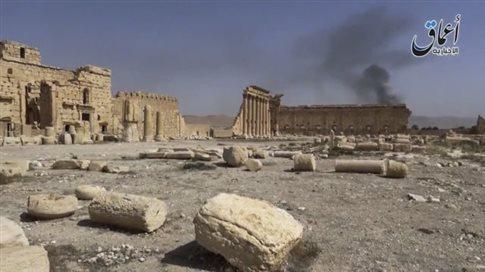 Το Ισλαμικό Κράτος ισχυρίζεται ότι «δεν θα καταστρέψει» την αρχαία Παλμύρα