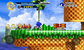Sonic 4 Episode 1 ANDROID 2.1+