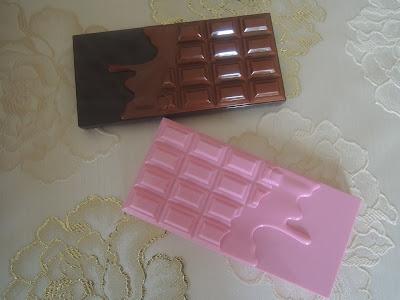 Słony karmel od Mikołaja, czyli kolejna czekoladka od Makeup Revolution