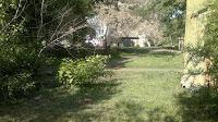 Зеленая зона двора