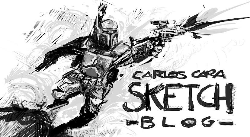 Carlos Cara - Sketchblog