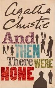 Headline edition book cover of And Then There Were None by Agatha Christie