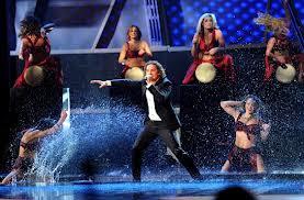 Actuación David Bisbal Grammys Latinos