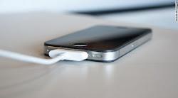 Ngecas Smartphone