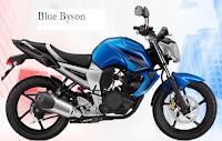 2010-2011 Yamaha Byson