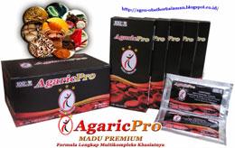 AgaricPro Obat Herbal TBC