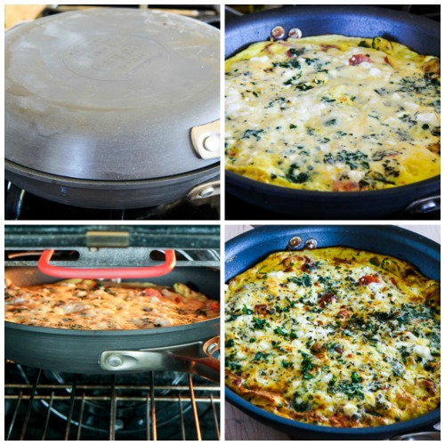 Greek Frittata Recipe with Zucchini, Tomato, Feta, and Herbs (Low-Carb ...