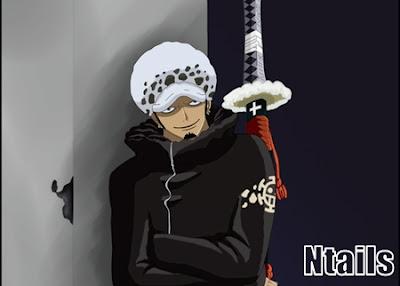 One Piece: Trafalgar Law - FanART