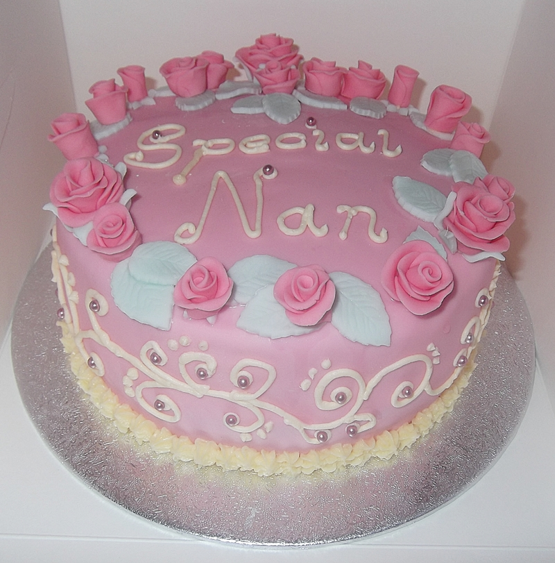 Cakes By Laura May Special Nan Cake