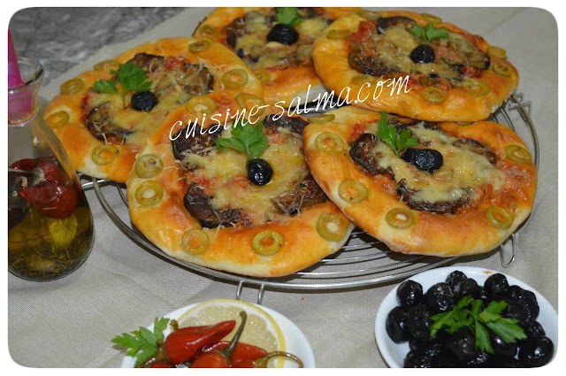 فطائر, بالطون, والخضر,Tartelettes, au ,thon