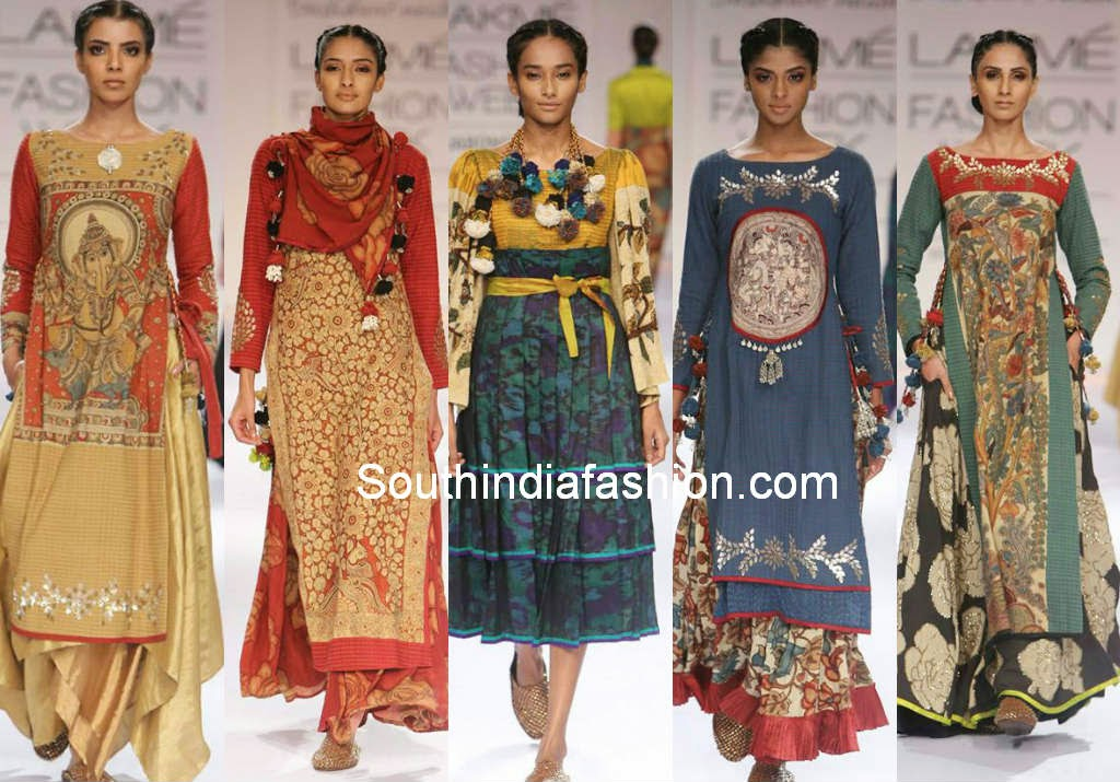 lakme fashion week winter 2014 sashikanth naidu