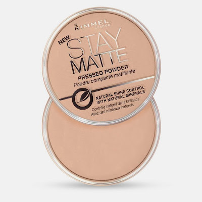 Polvos Stay Matte de Rimmel London