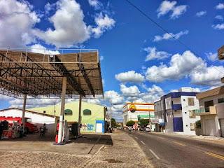 Postos de combustíveis são assaltados na cidade de Soledade