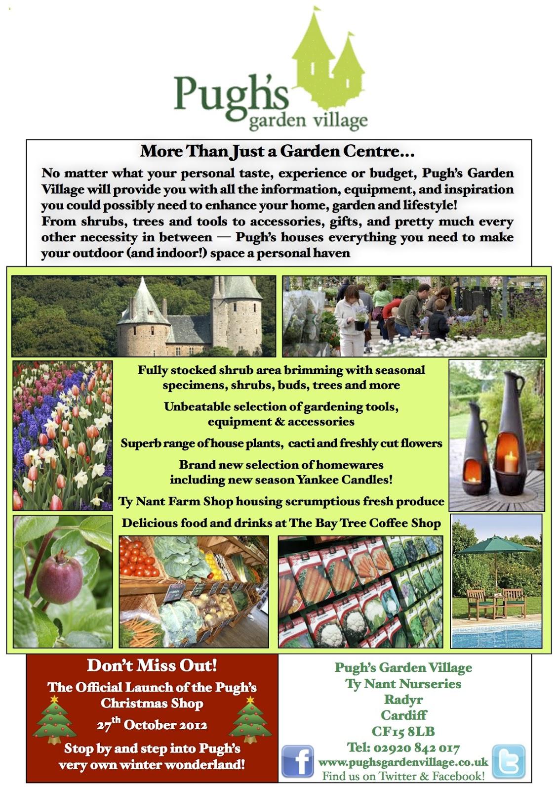 pugh u0027s garden village