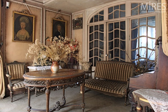 Eye For Design: The White Album - Decorating in the French Country ...