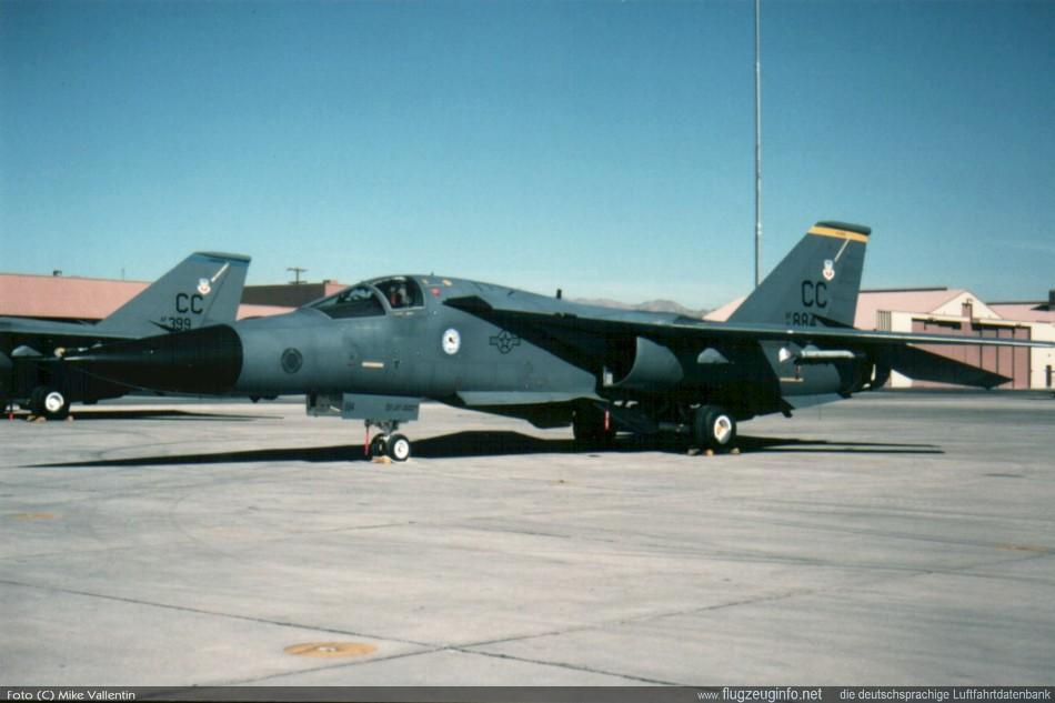 Jet Airlines: F-111 Bomber