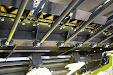 Claas Lexion 550 & Moresil GB 700 cuttebar