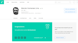Dr Marcelo Guimaraes Lima page at Research Gate