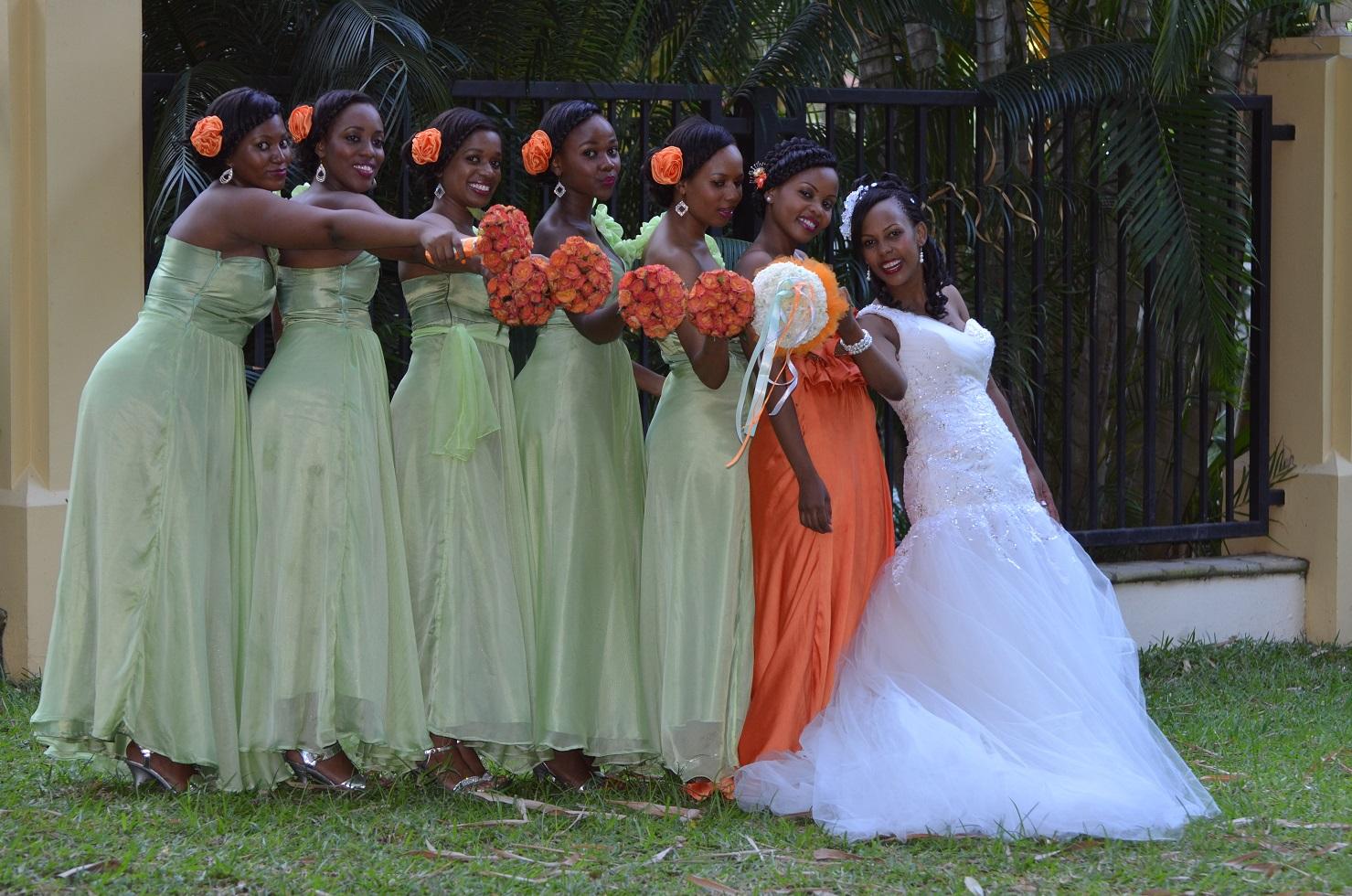 Bethany demars wedding