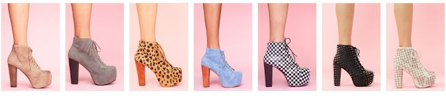 Jeffery Campbell lita boots