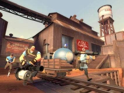 Team Fortress 2, modo de juego Carga Explosiva