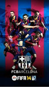 FIFA14 FC BARCELONA