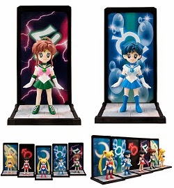 SAILOR MOON BUDDIES SAILOR MERCURY e JUPITER