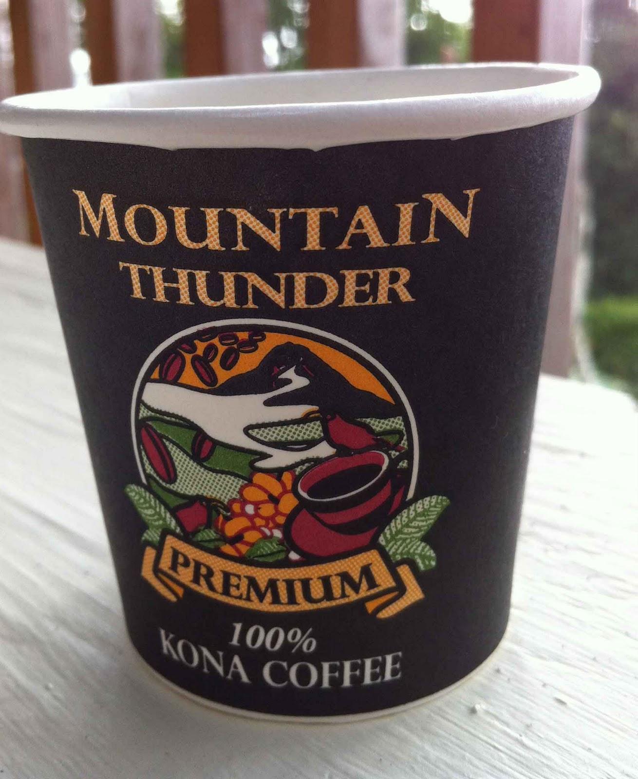 Kona Coffee Stroll
