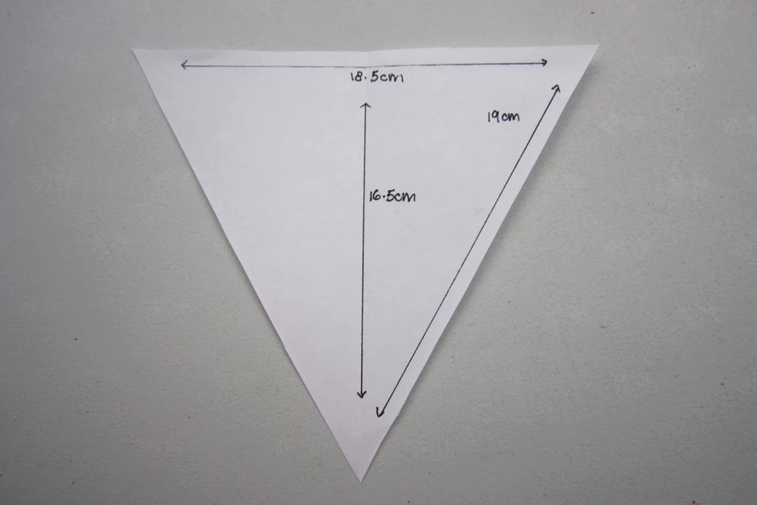 StyleNovice Step By Step Sewing DIY Fabric Bunting