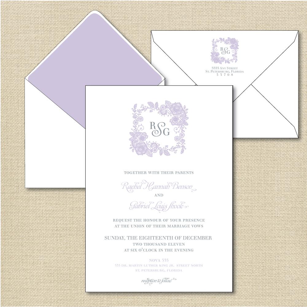 Kinkos Wedding Invitations