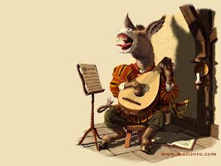 burro cantor