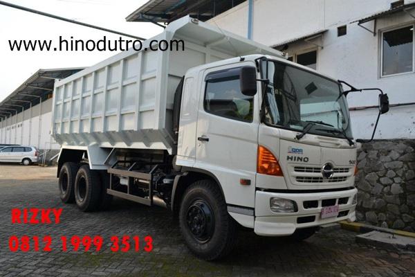 HINO Dump Truck FM 260 JD-Hino 26 to-30 ton