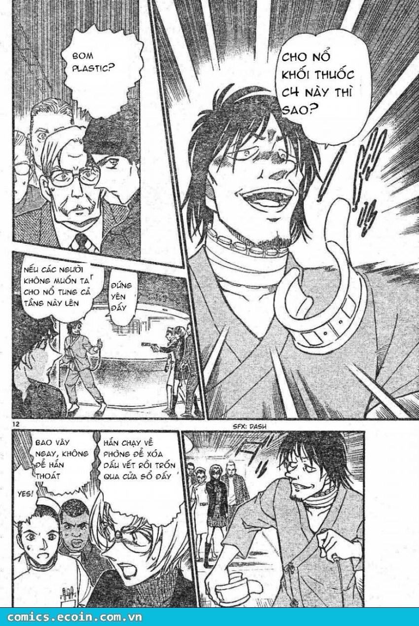 Detective Conan - Thám Tử Lừng Danh Conan chap 598 page 12 - IZTruyenTranh.com